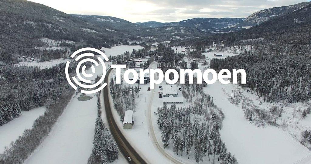 Glattkjøringsbane Torpomoen 2016